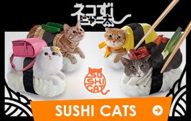 Sushi Cats Nekozushi